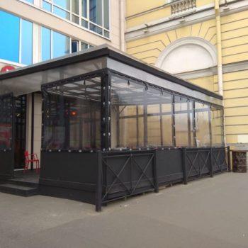 Мягкие окна СПб